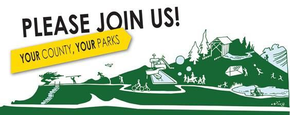County Parks Strategic Planning The County Parks Department is creating its first Strategic Plan, a collaborative vision for the