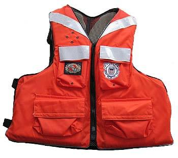 BCM-02-08 AUX Type III PFD, Anti-Exposure Coverall or Dry Suit Swim Will be conducted at