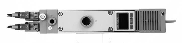 (ANR)) 63 6 Built-in silencer ort exhaust A Z S AM AE HE ush Adjust to set-value with buttons. ush Finish setting ower-saving function ower consumption is reduced by turning off the monitor.