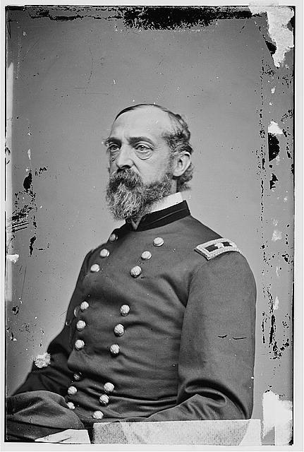 June 1863, Meade becomes fifth