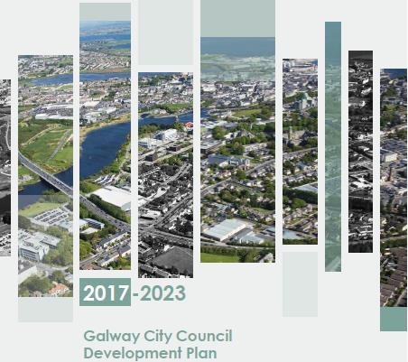Galway City Council Development Plan (2017-2023): The Council in conjunction with the NTA are active