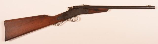 Condition: Good with use wear. 58 CR - Hamilton No. 27.22 Cal. Boy's Rifle. CR - Hamilton No. 27.22 Cal. Single Shot Boy's Rifle.