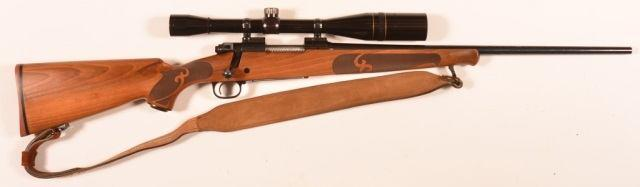 Cal. Rifle. R - Winchester Model 70 SA.22-250 Rem. Cal. Bolt Action Rifle.