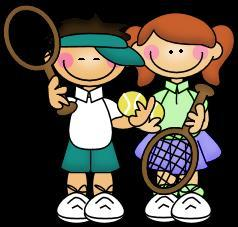 Essex Edge Youth Tennis Clinics Smaller courts, shorter racquets and balls that bounce lower. Now, it s easier for kids to play the game and develop a love for the sport right from the start!