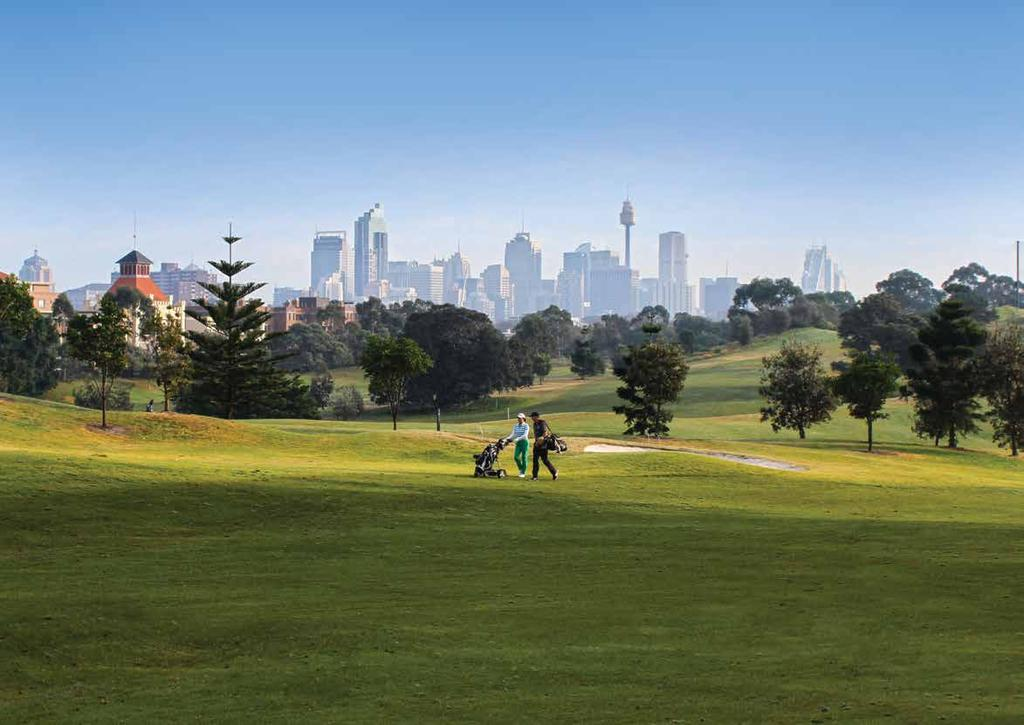 AN INVITATION TO BECOME A SPONSOR OF MOORE PARK GOLF Moore Park Golf is one of Australia s most popular golf venues, offering a