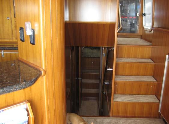Prioritize Living Areas Salon Galley OSR Bathroom Pilothouse Aft