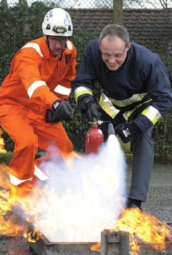 Fire Fightig Our courses are suitable for maagers ad employees to provide a greater appreciatio of fire prevetio i