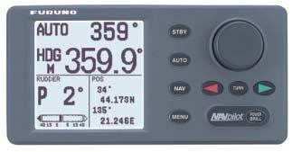 "FAP-5001 for NAVpilot-500 Extra large monochrome LCD 85 mm (W) x 85 mm (H) 3.4"" (W) x 3."