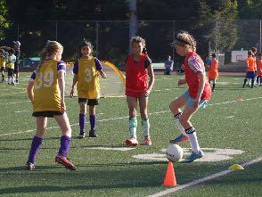 Tryout Process Register in advance via sportability (free) Two 90-minute tryouts per age group Players should wear soccer attire with shinguards, appropriate footwear and water