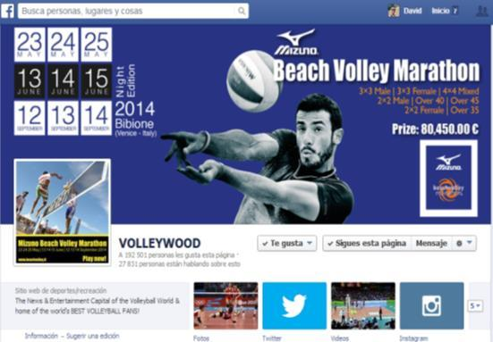 Volleywood (190,776 LIKES.