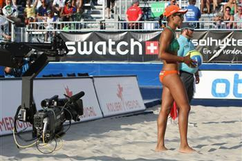 HIGHLIGHTS OF THE EVENT. WORLDWIDE EVENT FIVB WEBSITE WWW.