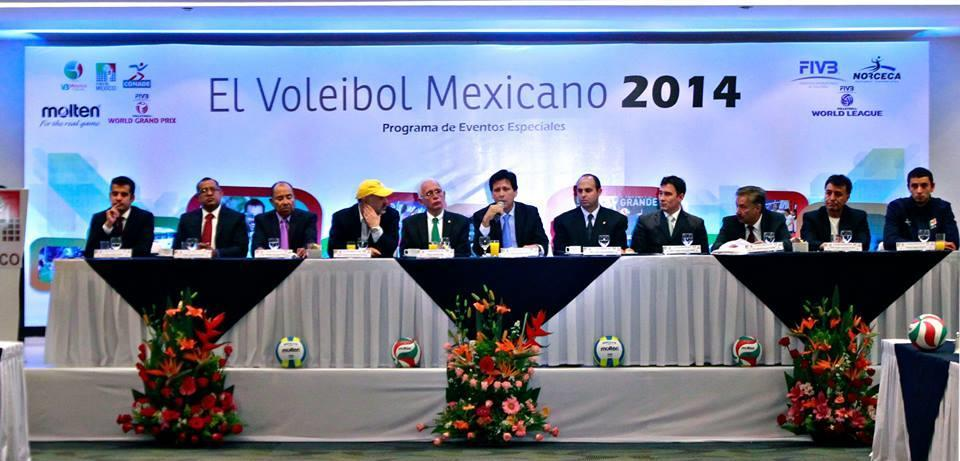 NATIONAL ASSEMBLY MARCH 28th, 29th & 30th, MÉXICO, D.F. IN REUNION WITH THE 28 ASSOCIATIONS PRESIDENTS OF MEXICO STATESS AND THE EXECUTIVE COUNCIL OF THE FMVB, MR.