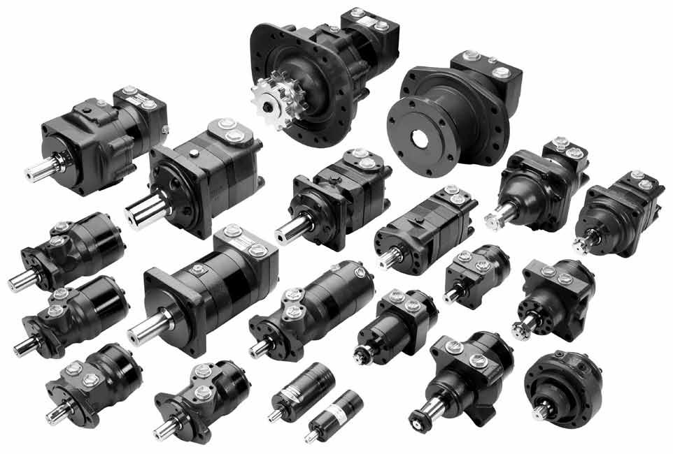 A Wide Range of Orbital Motors Revision View Date Page Changed Revision May 213 All First edition AA F31 245 A Wide Range of Orbital Motors Sauer-Danfoss is a world leader within production of low