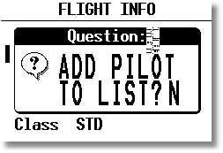 All units having got SD Card Interface are able also to exchange flight info data (read and write) with SD card. Using of ConnectLX or ConnectMe PDA running programs will do the same job.