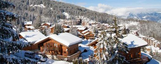 La Tania is known as the best kept secret of the three Valleys.