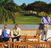 onsite golf (no shuttle required), tennis, spa, and