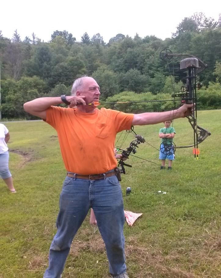 Hunter Education Robert Raskevitz Lead Instructor Spring Hunter Education: April 9th & 23rd 2017 Bow Hunter Education: August 27th 2017 Fall Hunter Education: September 1010 & 24th 2017 The Randolph