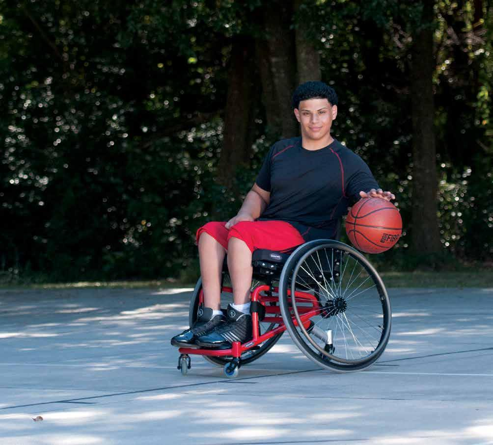 INVACARE TOP END PRO - 2 ALL SPORT WHEELCHAIR The Invacare Top