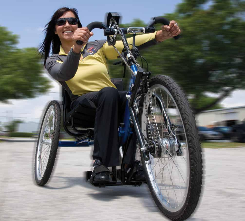 INVACARE TOP END EXCELERATOR SERIES HANDCYCLE If you want a great way to exercise, cross-train or just have fun, one of the Invacare Top End
