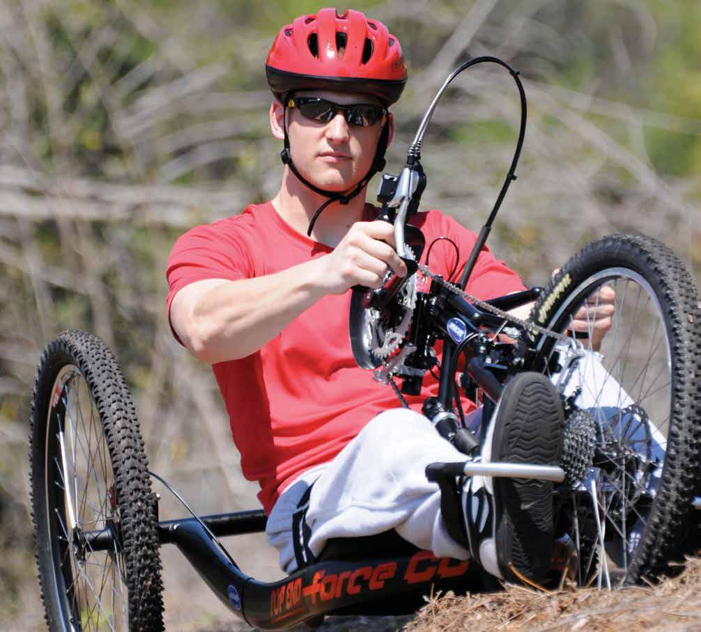 INVACARE TOP END FORCE C C HANDCYCLE The Invacare Top End Force CC Handcycle is a