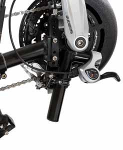 speeds, performance wheels and Shimano