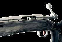 12 PALMA Single-Shot Target Action // Target AccuTrigger // Oversized Bolt Handle // Fully Adjustable, Grey Laminate Stock Pillar Bedding // Stainless Steel, Heavy Barrel // Factory Blue Printed