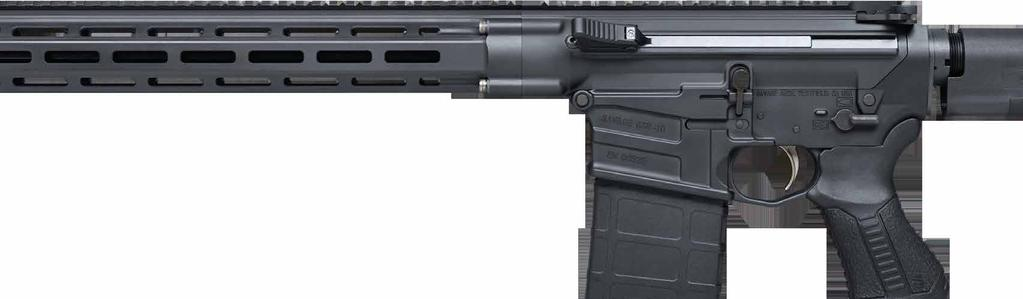 Savage Arms new line of next-generation semi-autos takes the popular AR INTRODUCING THE BRAND NEW MSR (MODERN SAVAGE RIFLE) platform to new heights, offering greater performance, expanded caliber