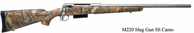 "6"" 12 GAUGE $704 212 SLUG GUN CAMO LONG 43.2"" 22"" 7.5 2 13."