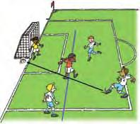 Someone has to help you: A defender completely controls the ball (not just touches it), or A
