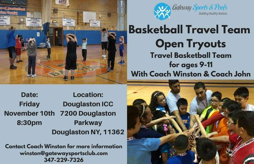 SPORTS CONTINUED Douglaston ICC Fridays :0PM-9:0PM in // End 0/09/8 0 Basketball Classes Fee $80.