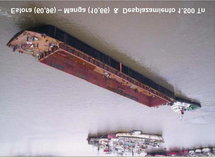 Deck cargo barges Order-made Inner river water 1600 dwt, sea water 1300dwt Dimension 60.8x12x3.