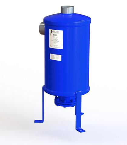 Conventional Oil Separators The function of an Oil Separator is to remove oil from the discharge gas and return it to the Compressor either directly or through an Oil Management System.