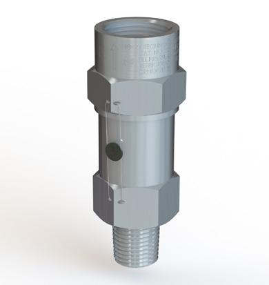 Pressure Relief Valves Fig 1 The main function of a Pressure Relief Valve is to protect against accidental overpressure in a system due to a malfunction or fire.