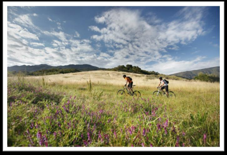 Bike Tours Nestled between Santa Barbara and Los Angeles, the beautiful Ojai Valley is ideal for year round riding.
