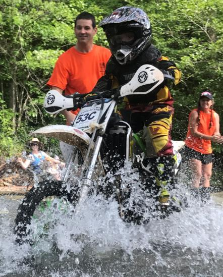 What is a Hare Scramble? What is an Enduro? Hare Scrambles and Enduros involve the same type of bike and riding but different strategies.