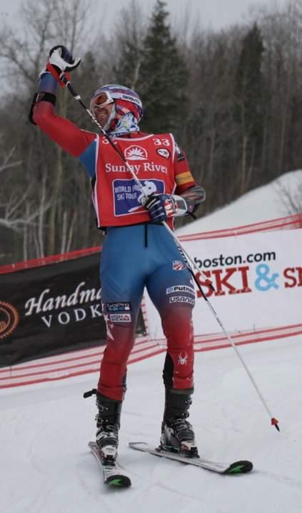 QUICK FACTS WHO IS RACING: Olympic, World Cup, and NCAA Competitors. WPST athletes provide an excellent opportunity for hospitality events or to collaborate with on WPST marketing programs.