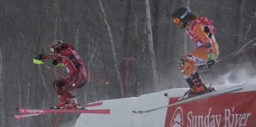 WEEKEND SCHEDULE Thursday Athletes and sponsors arrive at the resort VIP Reception Friday Qualification: Athletes compete to be one 32 racers in Saturday s finals Ski with the