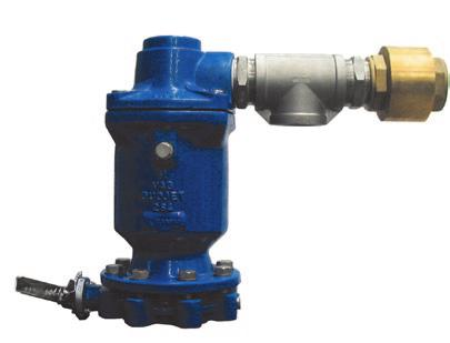 If the valve is stored at temperatures below 0 C, it should be warmed up to at least +5 C before installation and before it is put into operation. 3 Product features 3.