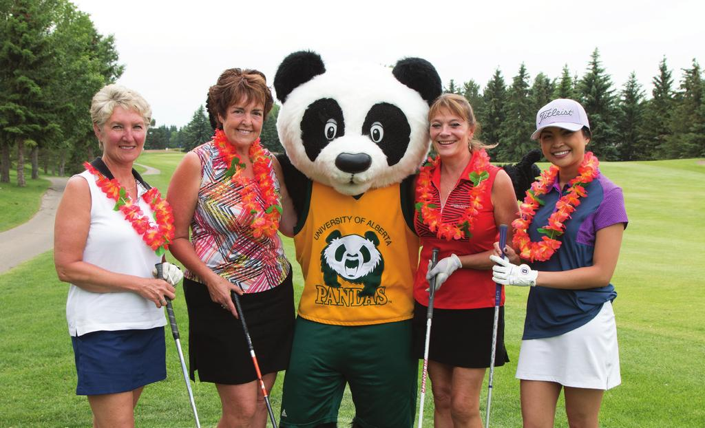 Women Fore Pandas Golf Tournament 2017