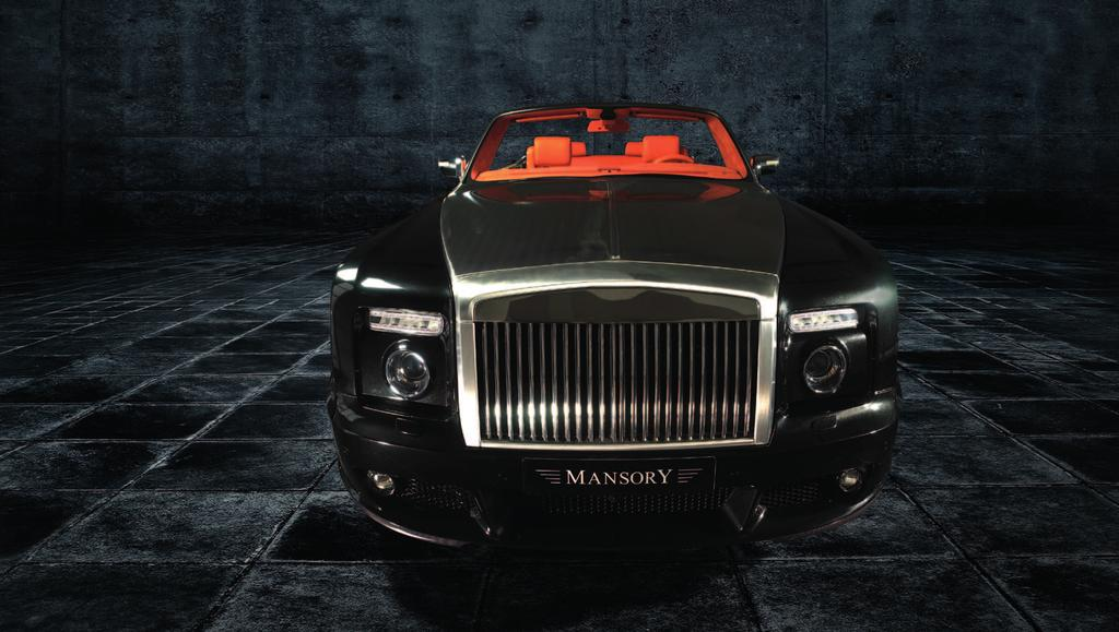 In collaboration with Brembo, the world s leading manufacturer of high-performance brake systems, MANSORY has developed a brake system that is