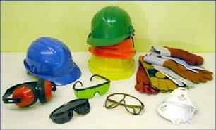 X. PERSONAL PROTECTIVE EQUIPMENT 1.0 Personal Protective Equipment Defined 1.