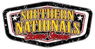 LATE MODEL RESULTS Schaeffer's Oil Southern Nationals Bonus Series FAST QUALIFIER 10 EDDIE CARRIER, JR. TIME 16.