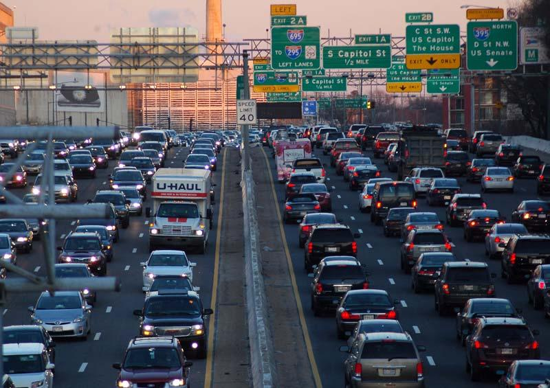 Congestion is Region s #1 Concern Poll conducted this summer asked residents of the National