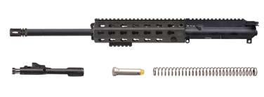 56 mm AR/M4-style rifles to be retrofitted to HK s pusher rod system. The Upper Receiver Kit is the core of the HK 5.56 mm proprietary gas piston operating system.