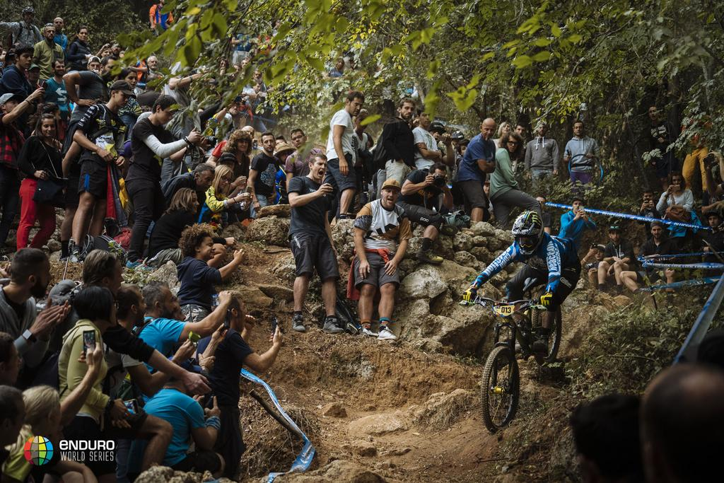 2017 in Review This year marked the fifth season of the Enduro World Series (EWS) and what an incredible year it s been.