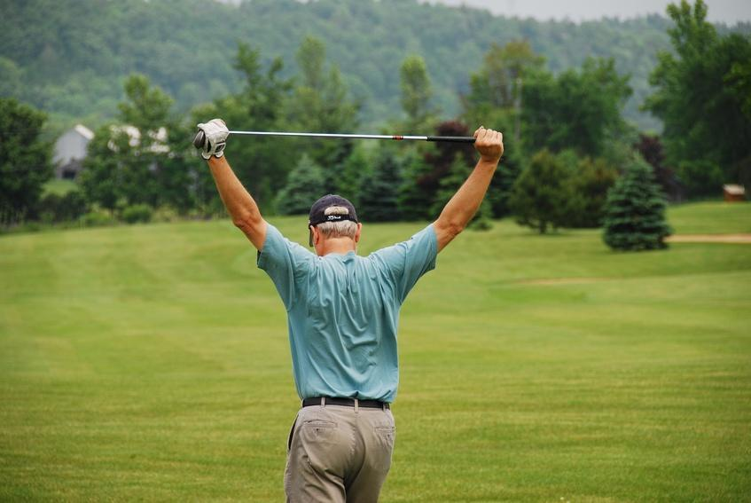 STRETCHES FOR GOLF 7 Minutes to Longer Drives