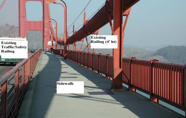 lift resists the tendency of the bridge to twist in strong wind. This is referred to as aerodynamic damping.