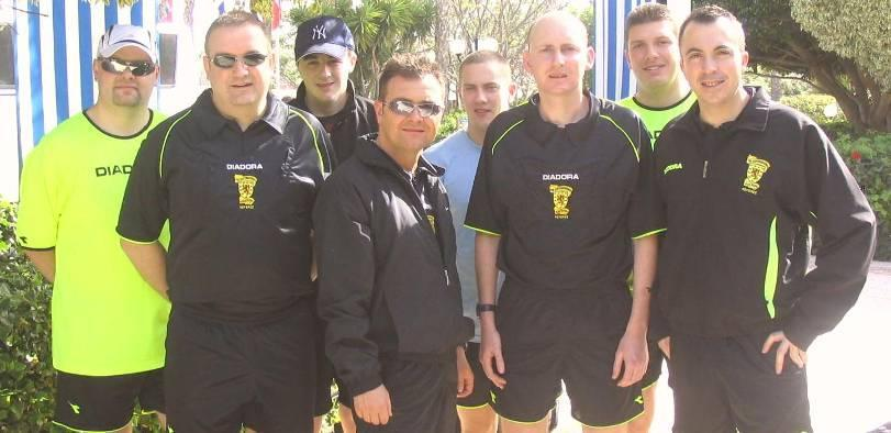 IMPORTANT NOTICE Participation of Volunteer Referees is subject to the approval of the Official Football Associations of Cyprus and