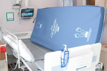 Ensure hospital protocol is followed 2 Ensure the room has been manually cleaned to remove gross soiling, dust and dirt and