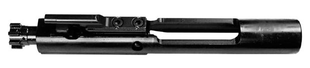 Magazine Pistol Grip View of Bolt Head (Front) Bolt Carrier